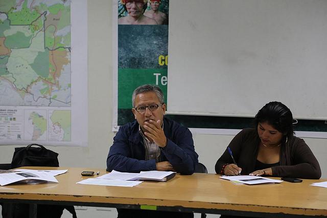 Rumbo al VIII Foro Social PANAMAZÓNICO: TARAPOTO – PERÚ 2016