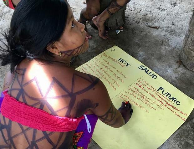 Conservación de Nuestros Bosques con un Enfoque en Derechos Indígenas