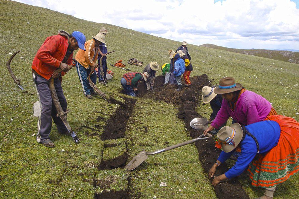 Cusco – Sembrar agua para cosechar futuro