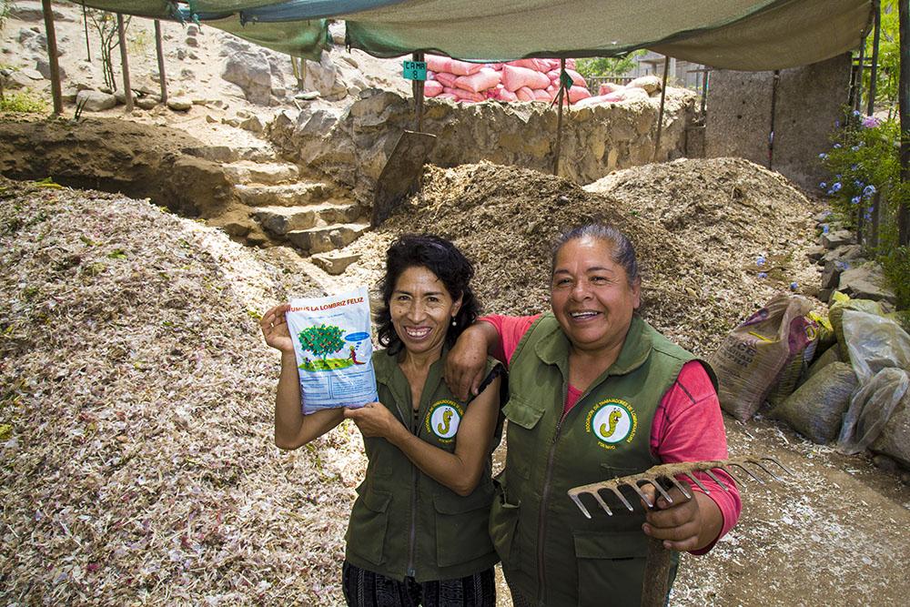 Lima – La basura como recurso económico