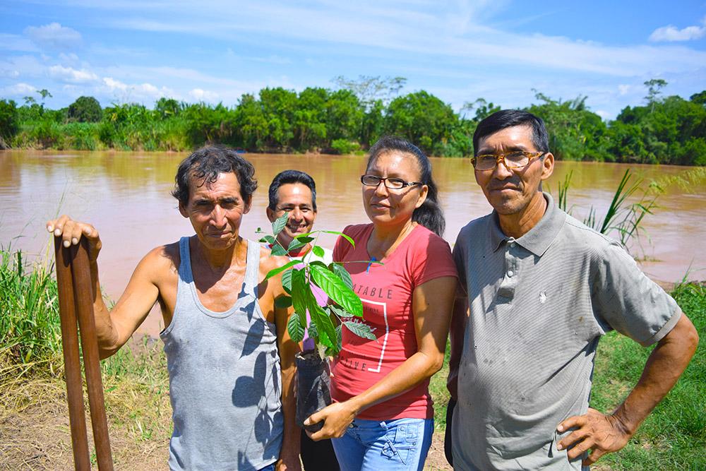 San Martín – Recuperando nuestro bosque