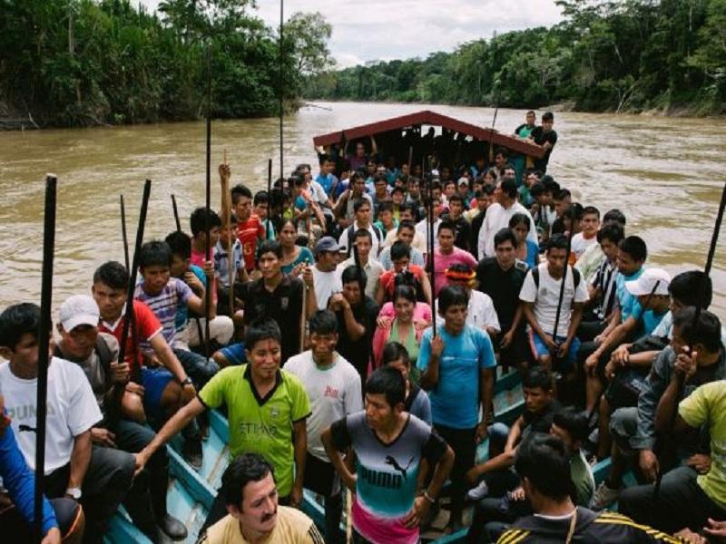 Movilización masiva este 20 de febrero en contra de la empresa petrolera Geopark en Loreto