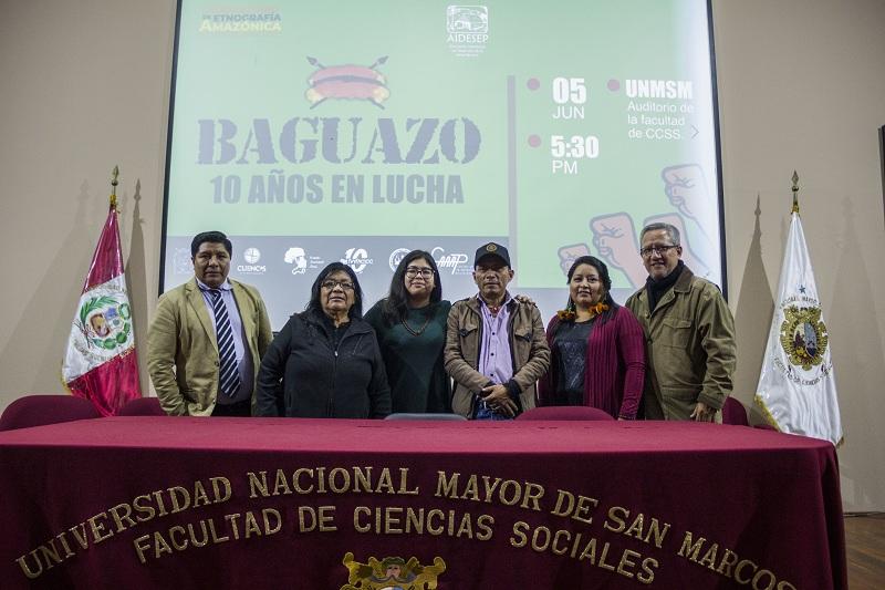 El Baguazo sin responsables políticos enjuiciados