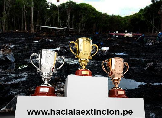 Participa de los Premios ambientales hacia la extinción 2019