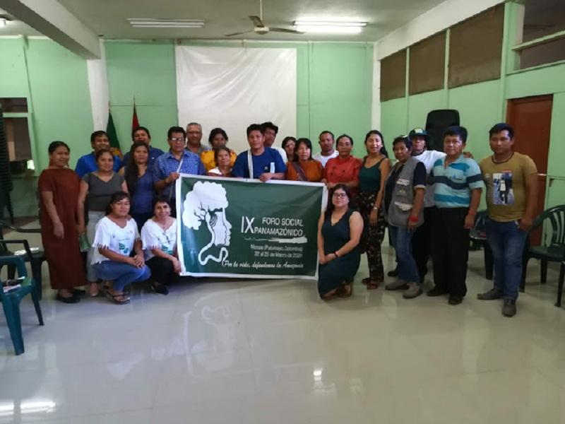 En Satipo, organizaciones indígenas preparan encuentros del Foro Panamazónico en Perú y Colombia