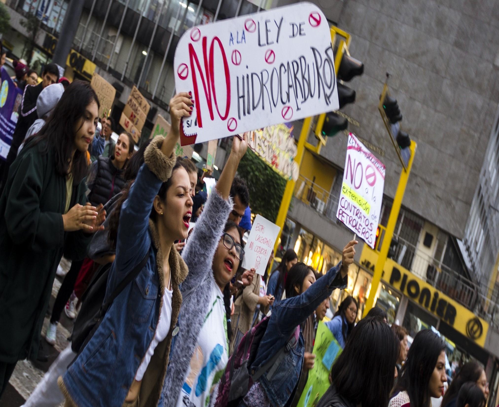 Resultados del Webinar: Las NDCs del Perú y la Ley de Hidrocarburos