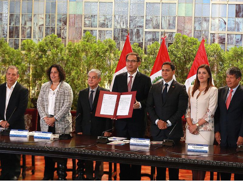 Mocicc realizará mesa de trabajo sobre legislación ambiental  y el cambio climático en  Perú, Bolivia y Ecuador