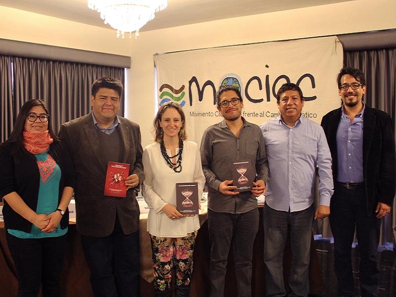 MOCICC presenta balances sobre compromisos climáticos de Perú, Ecuador y Bolivia