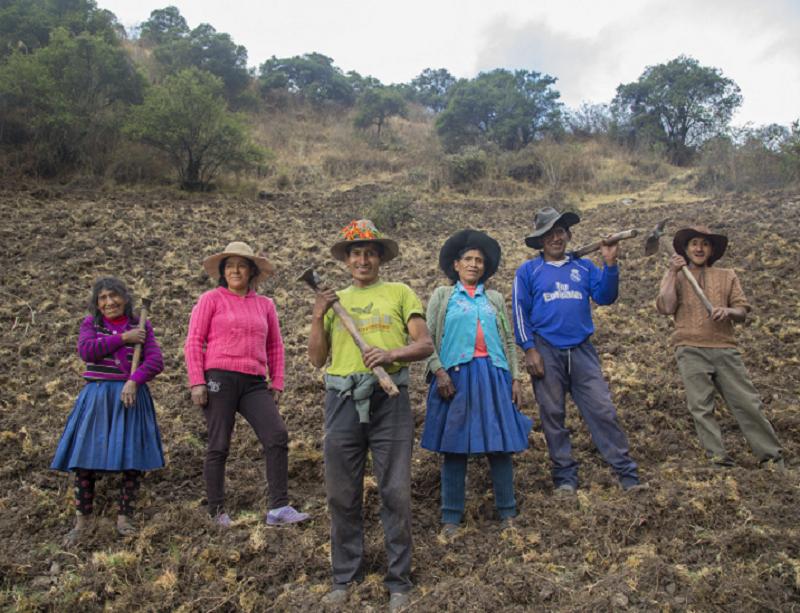 MOCICC presentará tres micro reportajes sobre comunidades que luchan frente al cambio climático