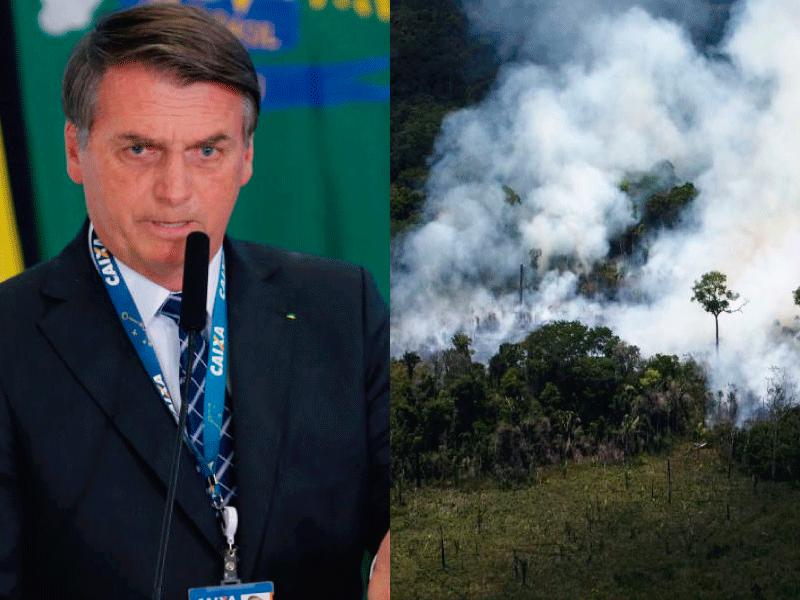 #ActForTheAmazon: Carta abierta a Jair Bolsonaro, al gobierno de Perú y Brasil