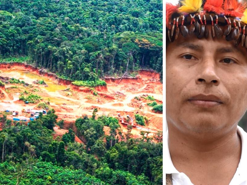 Tras secuestro dirigentes temen que se incremente conflicto en Cenepa por presencia minera