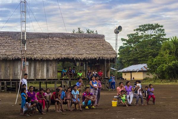 Amazonas – Territorio integral para defender la Amazonía