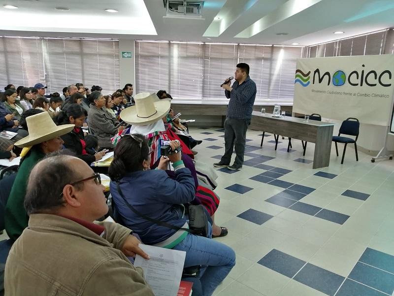 MOCICC promueve en regiones diálogos sobre el compromiso climático del Perú