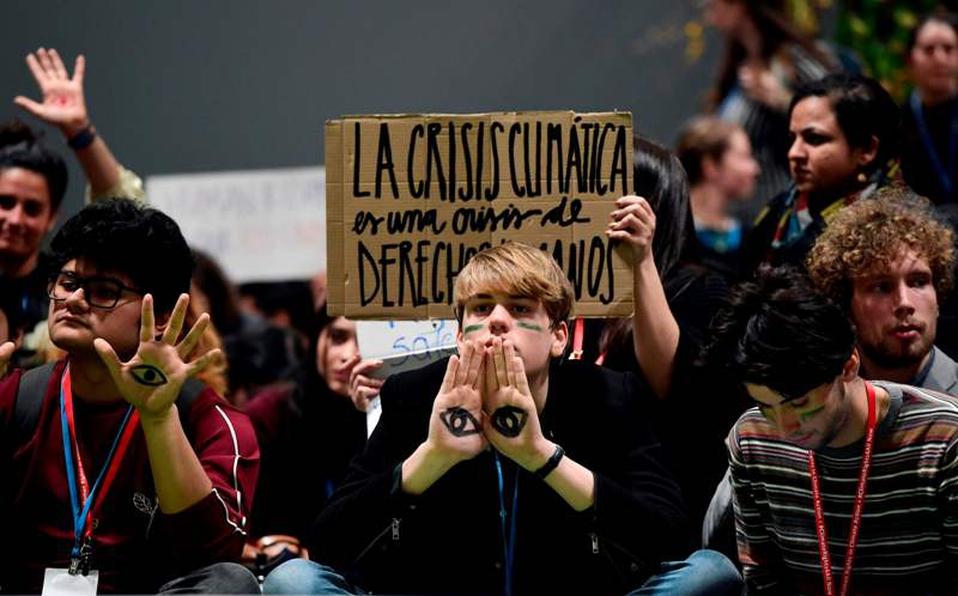 PRONUNCIAMIENTO MOCICC/ COP25: tal vez el último fracaso