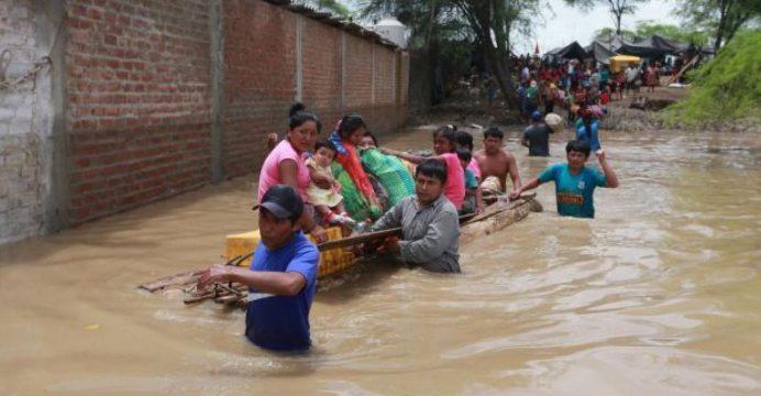 """COP25: """"Al incumplir compromisos climáticos, el Estado peruano vulnera derechos humanos"""""""