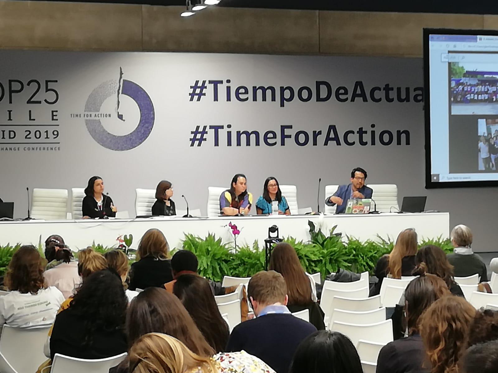 Se realizará Foro público sobre los resultados de la COP25 y Emergencia climática