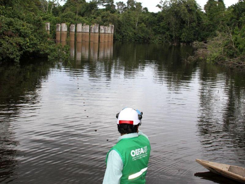 OEFA sanciona a Petroperú con 860 mil soles por derrame de petróleo en Imaza y Morona