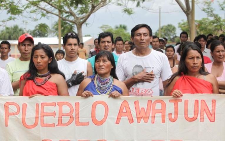 ¿Por qué debemos movilizarnos por los hermanos awajún de Amazonas?