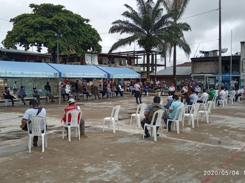Preocupación por la llegada de COVID-19 a comunidades de Condorcanqui en Amazonas