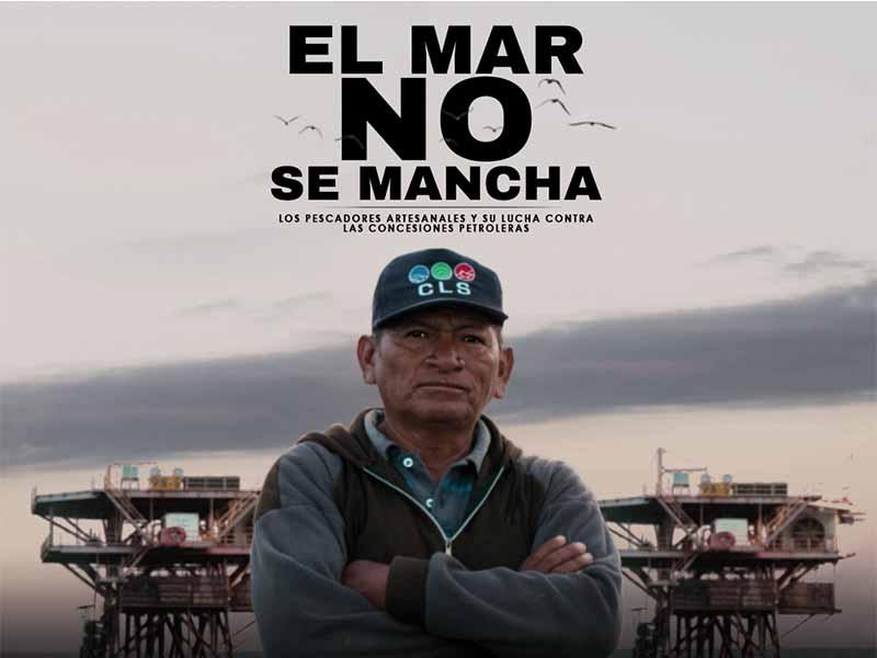 """Serie documental """"El mar no se mancha"""" se estrena este sábado vía redes"""