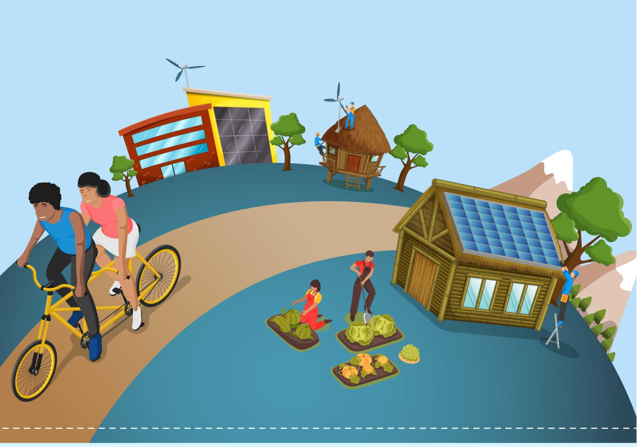 Se publicará  estudio sobre energías renovables  de Perú, Bolivia y Brasil
