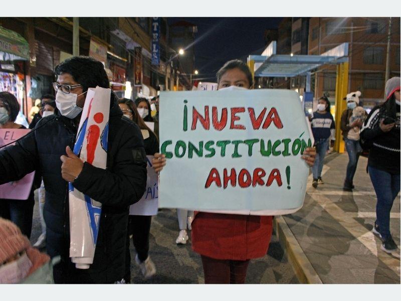 10 cambios a la Constitución 1993 en materia ambiental