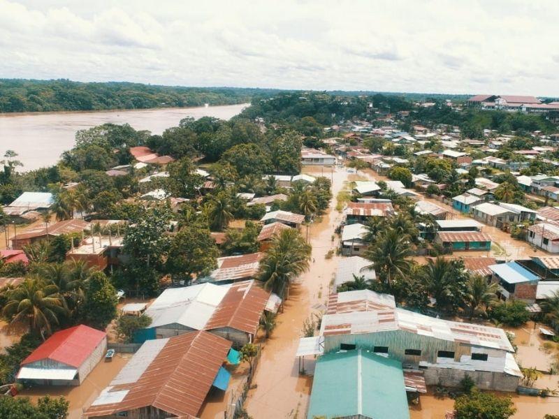 Campañas solidarias para apoyar a las familias afectadas por la pandemia y las inundaciones