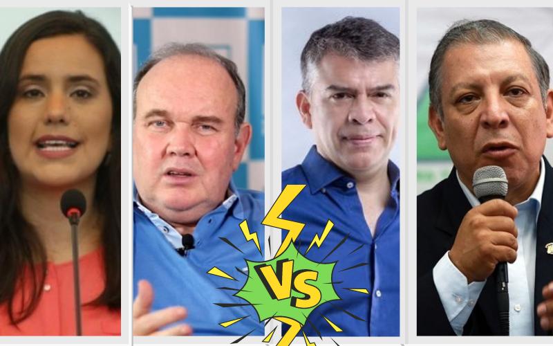 Candidatos presidenciales debatirán sobre la urgente agenda ambiental