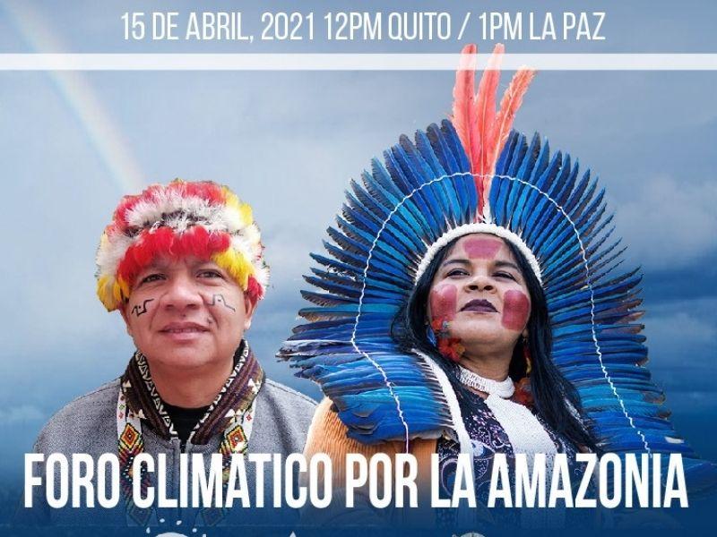 «Nada sobre nosotros sin nosotros», exigen pueblos amazónicos
