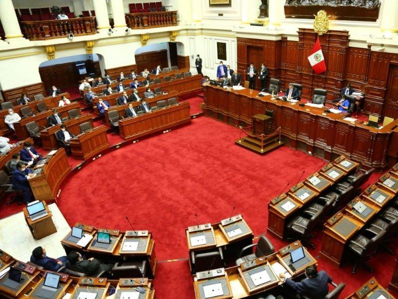 Organizaciones exigen al Congreso que se convoque a un Pleno de Pueblos y Ambiente