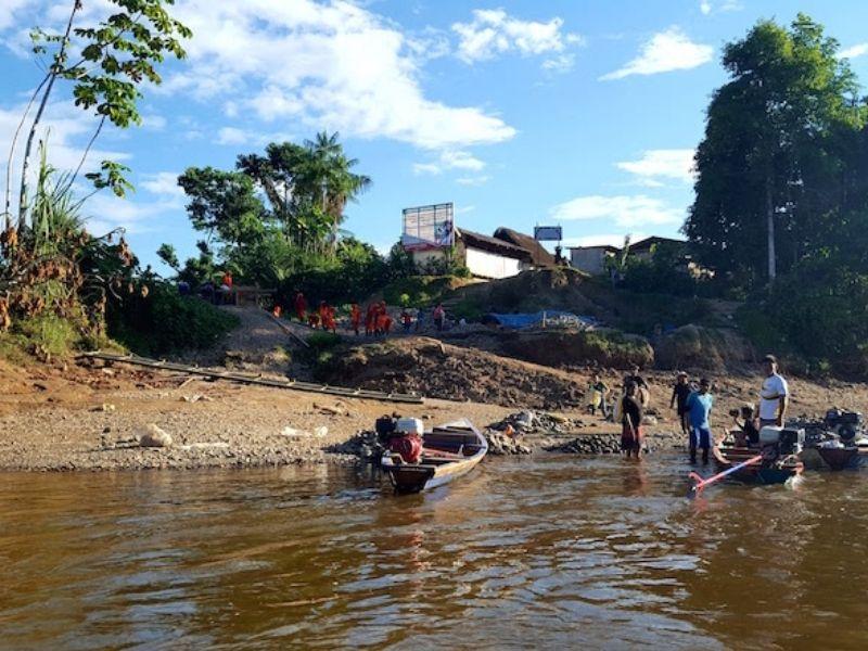 Exigen que consulta previa de carretera Urakusa – Huampami cumpla estándares nacionales